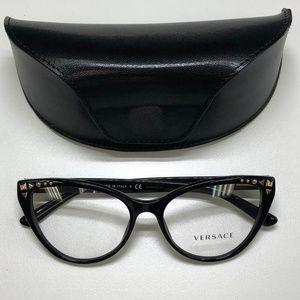 🕶️Versace MOD3191 Womens Eyeglasses 617/TIZ784🕶️